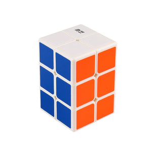 IQ-Cubes QiYi 1x2 / 1x3 / 2x2 / 2x3 Cube High Speed Cube Puzzle Magic Professional Learning Educational Cubos Magicos Kid Toys