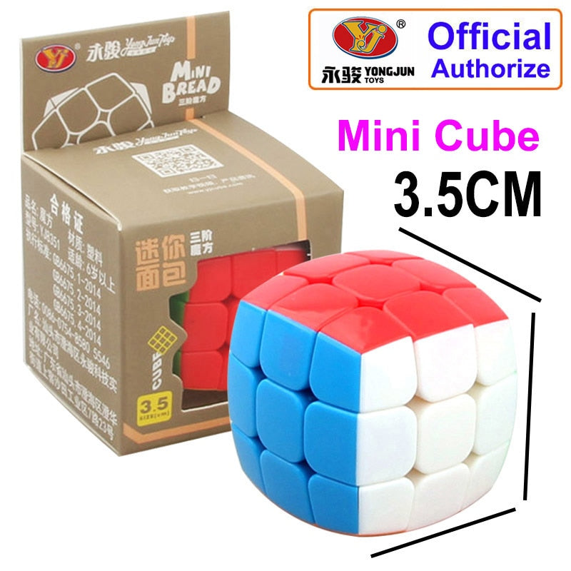 MOYU 3x3x3 Magic Cubes Professional Fast Speed Rotating Cubos Magicos 3 by 3 Speed Cube Classic Kids Toys for Children