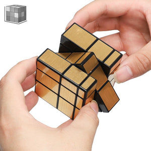 QiYi 3x3x3 Speed Cube professional cubo magico Cast Coated puzzle cube Speed magic cube Twist education Toys For Children Gift