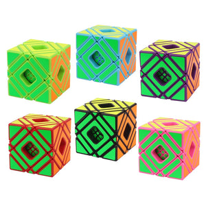 New Vesion YuXin Multi Cube Funny Speed Cube Puzzle Magic Professional Learning&Educational Cubos magicos Kid Toys