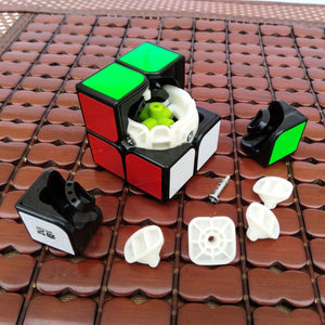 Qiyi 2X2 Magic Cube 3x3 Professional Cubo Magico 2x2x2 Speed Cube Pocket 3x3x3 Puzzle Cubes Educational Toys For Children