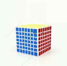 Carica l'immagine nel visualizzatore di Gallery, 7x7x7 Educational Toys Cubes Magic Cube Professional Competition Cube Puzzle Cool Children Toys Kids Gifts TH0070
