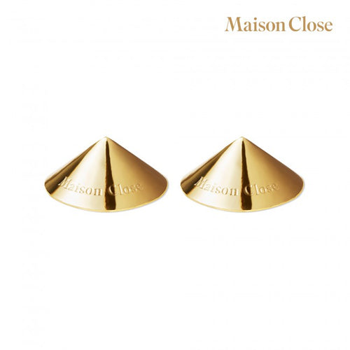 cache-tétons gold maison close
