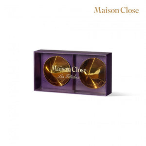 cache-tétons maison close packaging