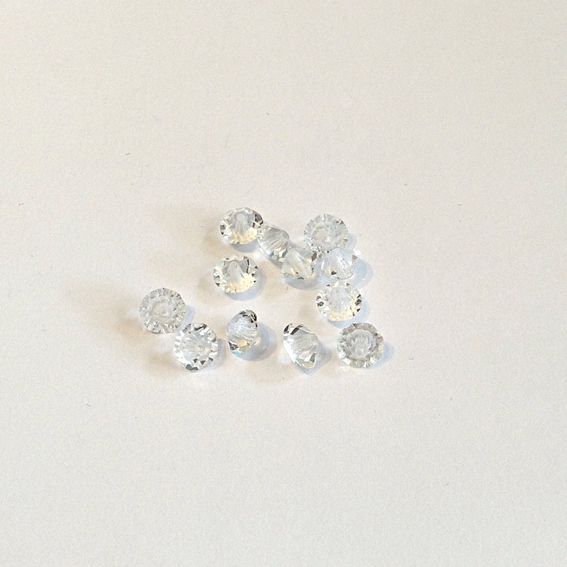 Crystal Beads - Preciosa Spacer