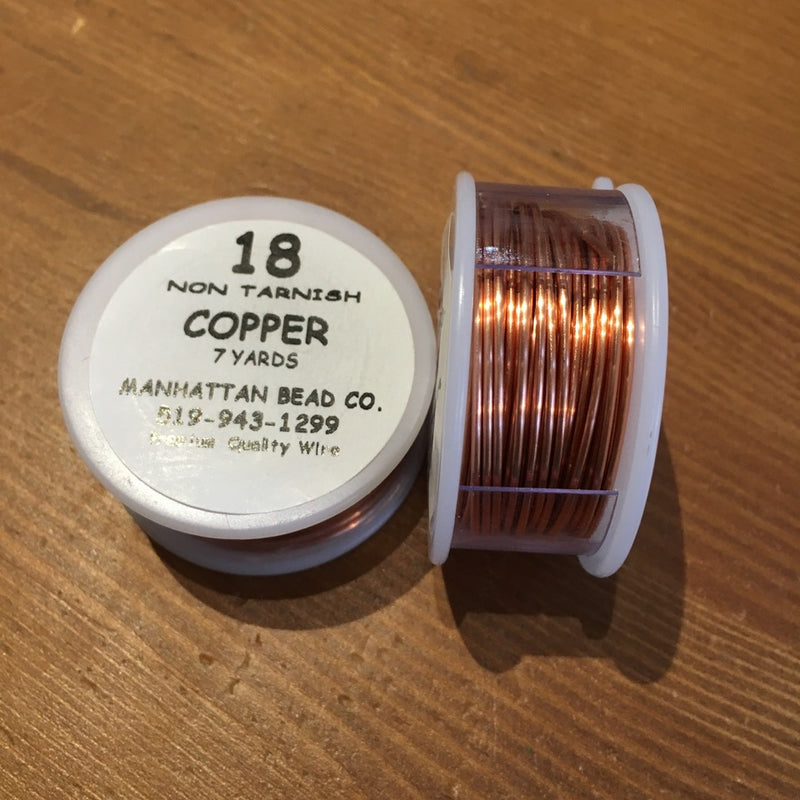 Parawire (USA) Copper Core Wire - Copper
