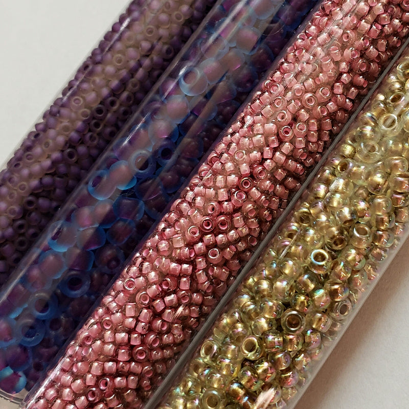 Seed Beads - 11/0 Lined
