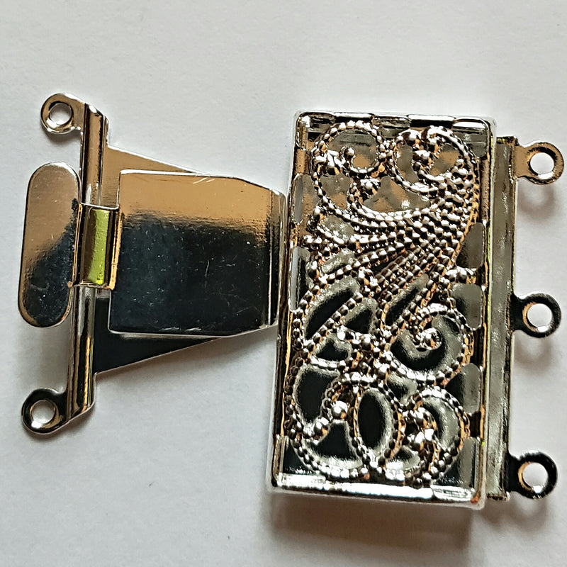 Clasp - Push Style or Box