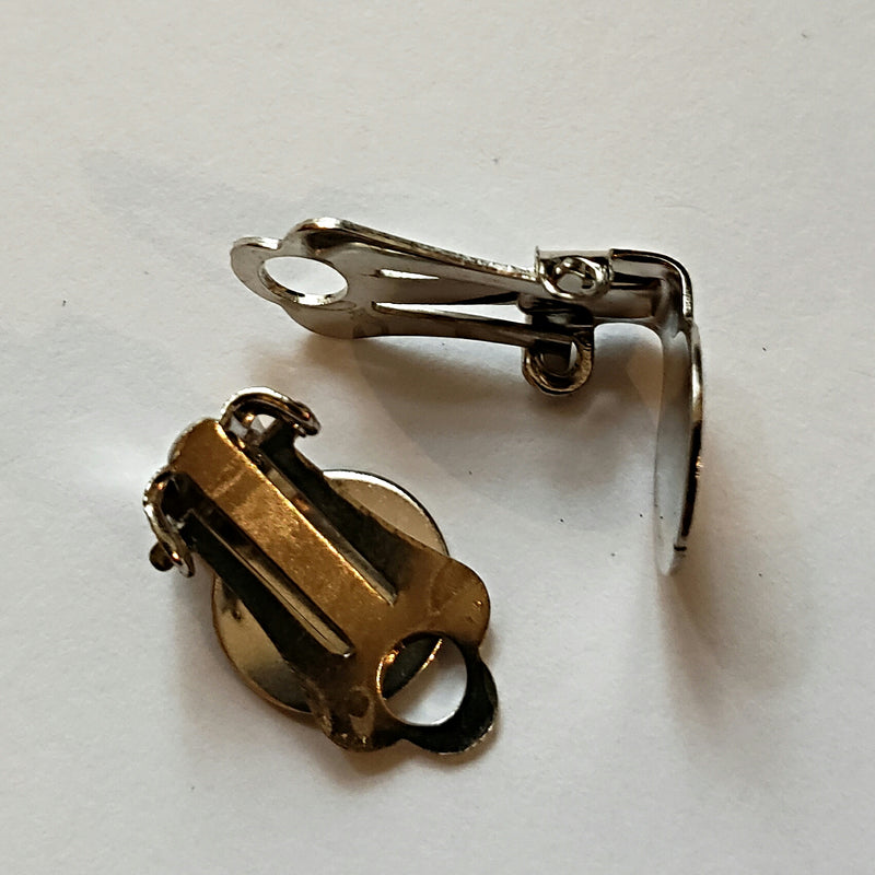 Earring Supplies - Clip Ons