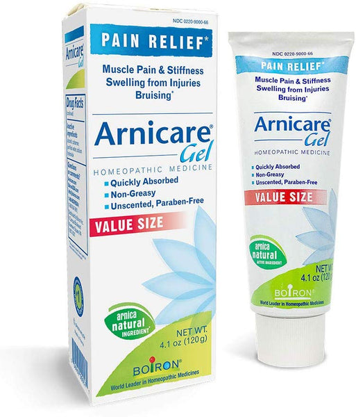 Boiron Arnicare Gel 1.5 Ounce Topical Pain Relief Gel