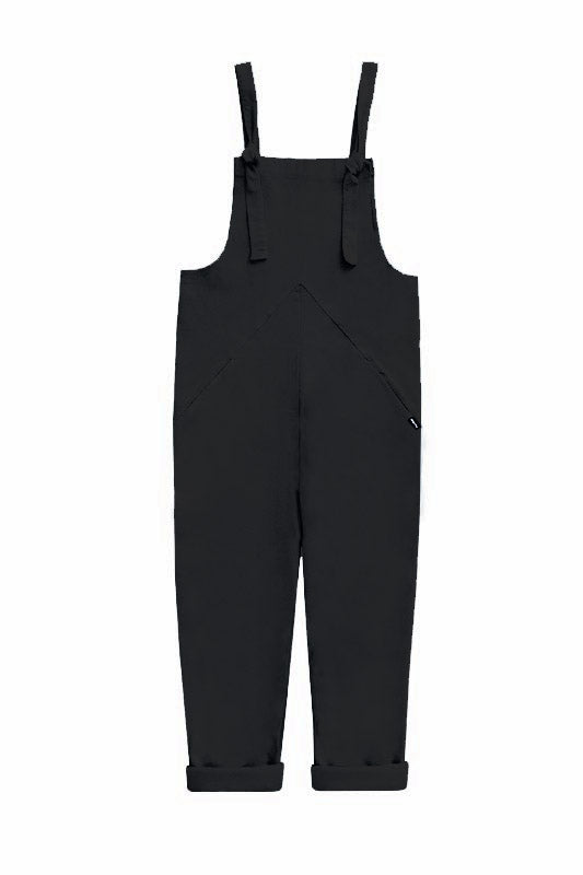 Dungarees - fekete