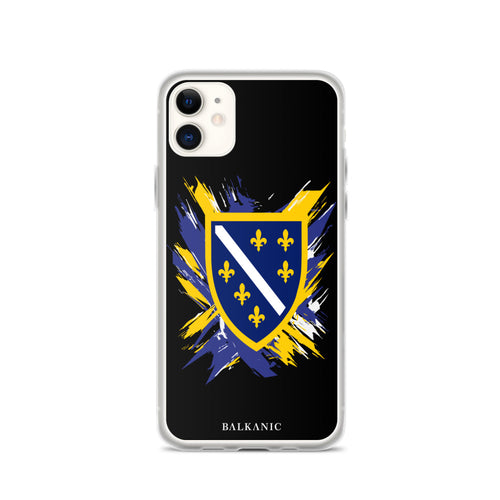 Bosnien Handyhülle iPhone - BALKANIC