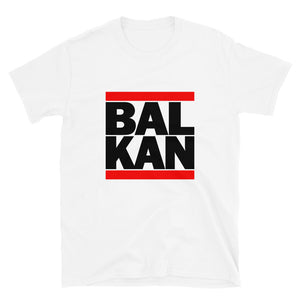 RUN BALKAN T-Shirt - BALKANIC