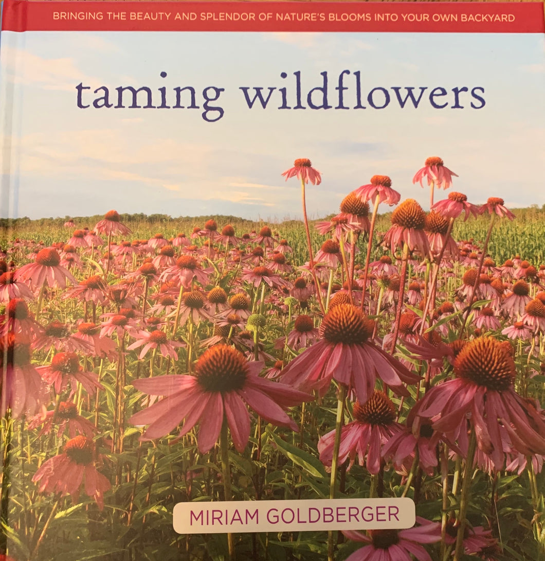 Taming Wildflowers Book