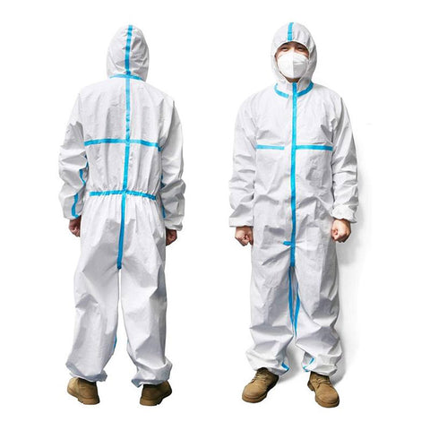 Isolation Gown Coverall Protective Suit