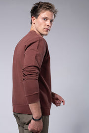 Will Sweatshirt - Bordo Erkek Sweatshirt IAMNOTBASIC