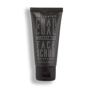 Beekman - Activated Charcoal Face Scrub