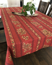 Load image into Gallery viewer, Olive Rectangular Tablecloth