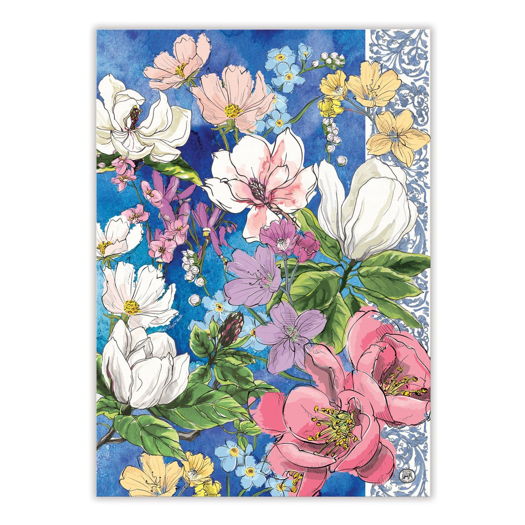 Michel Tea Towel - Magnolia
