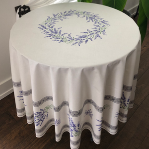 Valensole Round Tablecloth
