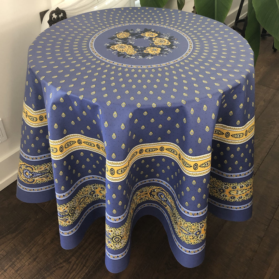 Bastide Round Tablecloth