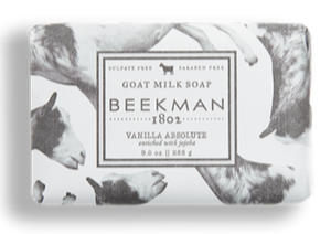 Beekman Soap Bar