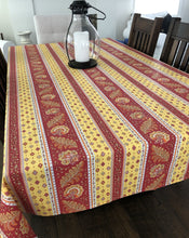 Load image into Gallery viewer, Mirabeau Rectangular Tablecloth