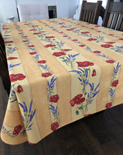 Load image into Gallery viewer, Poppy Rectangular Tablecloth