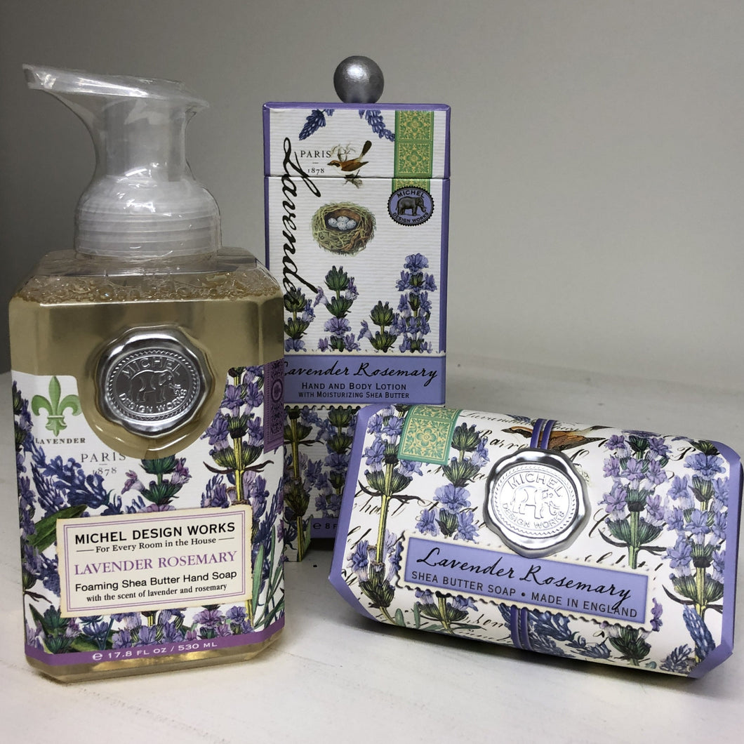 Michel Lavender & Rosemary Collection