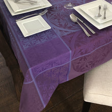 Load image into Gallery viewer, Jacquard Square Tablecloth - Polyester