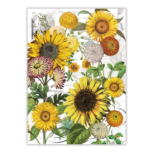 Michel Tea Towel - Sunflower