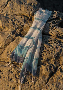 Turkish Cotton Scarf - Hannah Seafarer