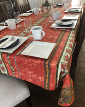 Load image into Gallery viewer, Tradition Rectangular Tablecloth