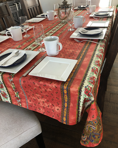 Tradition Rectangular Tablecloth
