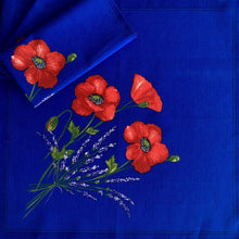 Load image into Gallery viewer, Poppy Napkin