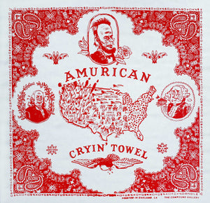 The Amurican Cryin' Towel