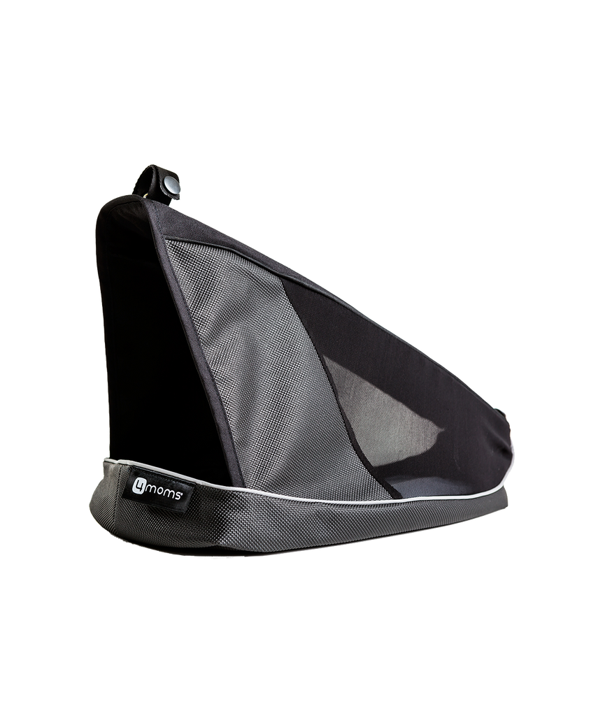 Buy 4moms Origami Bassinet, Black/ Silver Online at Low Prices in ... | 1024x845