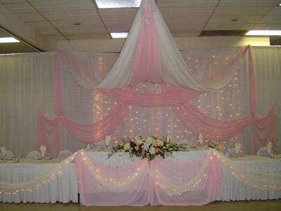 Event Decorator & Flower Designer