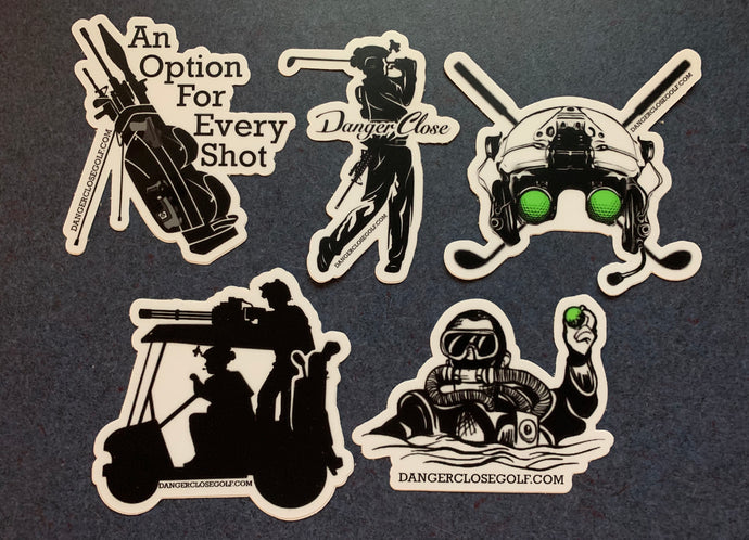 DCG Sticker Bundle