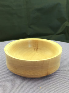 Maple Wood Bowl