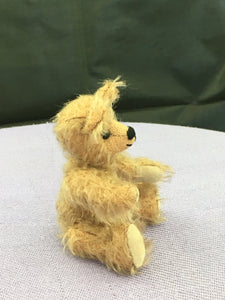 Scruffy, 5 way jointed Collectors Bear