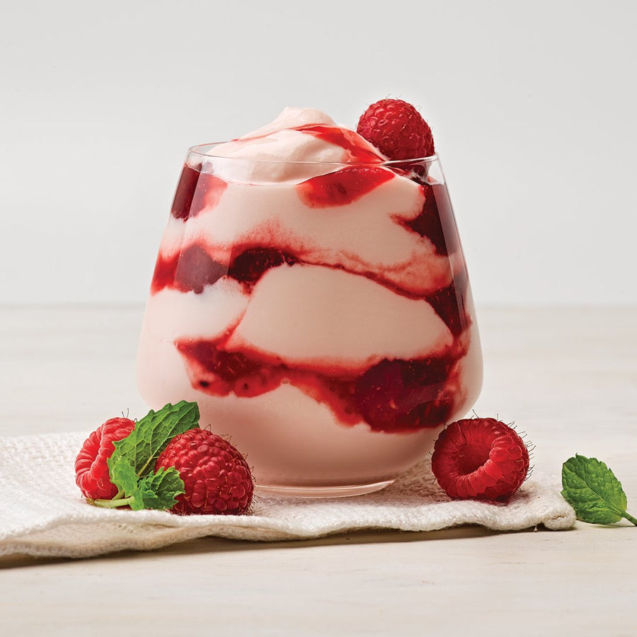 Greek Style Raspberry