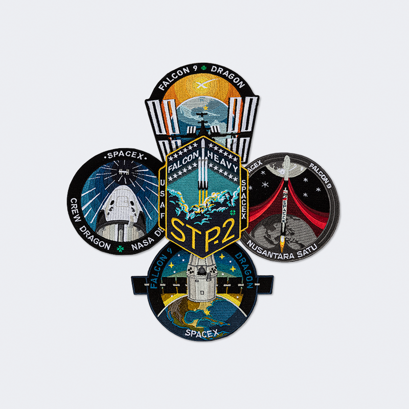 Ares Valles Mission Patch Collection