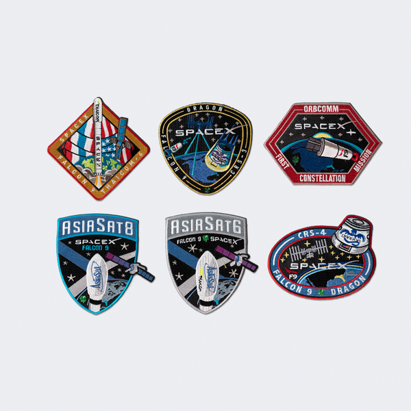 Mission Patch Collection 2
