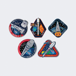 Mission Patch Collection 3