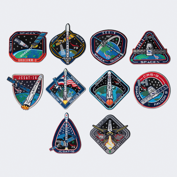 Mission Patch Collection 4