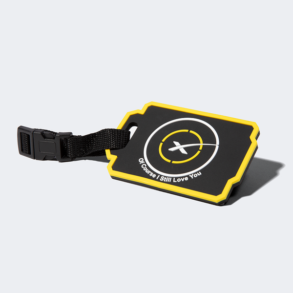 Drone Ship Luggage Tags