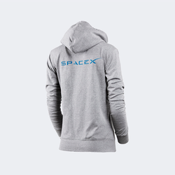 Women's SpaceX Zipper Hoodie