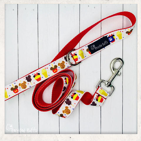 Disney Parks Sweet Treats Dog Leash