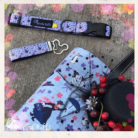 Disney Dooney & Bourke Inspired Mary Poppins Key Fob